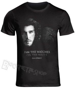 koszulka GAME OF THRONES - WATCHER ON THE WALLS