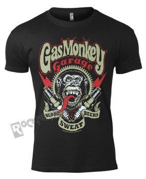 koszulka GAS MONKEY GARAGE - SPARK PLUGS