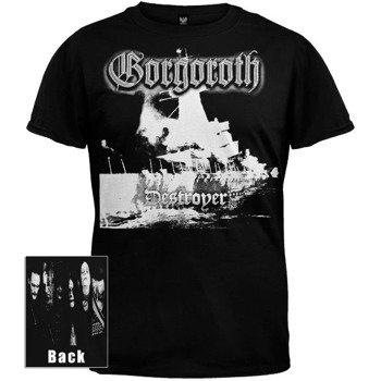 koszulka GORGOROTH - DESTROYER