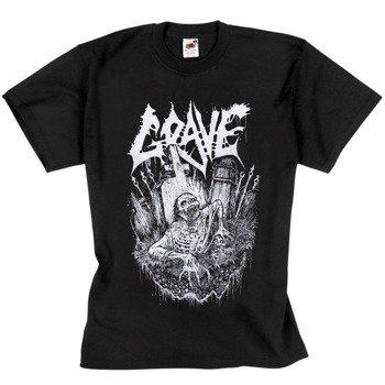 koszulka GRAVE - CEMETERY