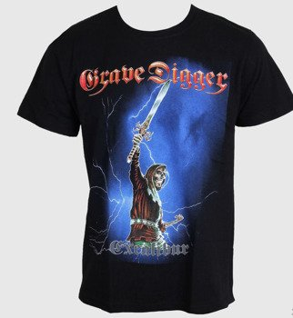 koszulka GRAVE DIGGER - EXCALIBUR