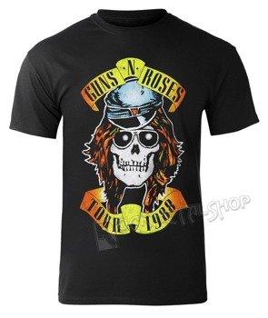 koszulka GUNS N' ROSES - APPETITE TOUR 1988