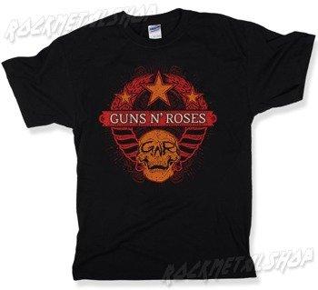 koszulka GUNS N' ROSES - WHEAT SKULL