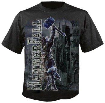 koszulka HAMMERFALL -  HAMMER TOUR 2014/2015