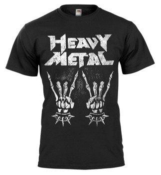 koszulka HEAVY METAL - MANO CORNUTA