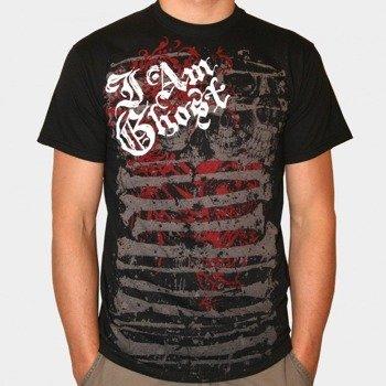 koszulka I AM GHOST - BONEYARD (BLACK)