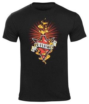 koszulka IN FLAMES - BURNING JESTER