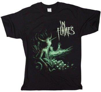 koszulka IN FLAMES - DEMON 2011 DATES
