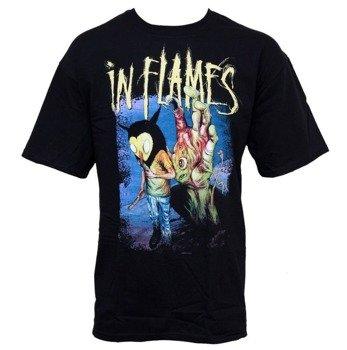 koszulka IN FLAMES - OWL BOY HAND
