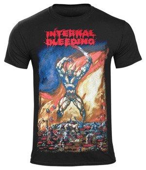 koszulka INTERNAL BLEEDING - INHUMAN SUFFERING