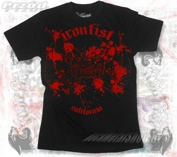 koszulka IRON FIST - TRIBUTE (Black)