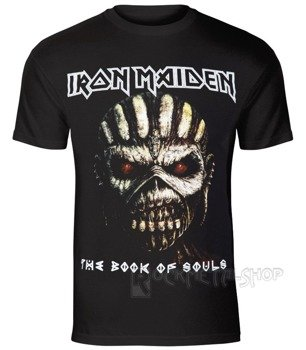 koszulka IRON MAIDEN - THE BOOK OF SOULS