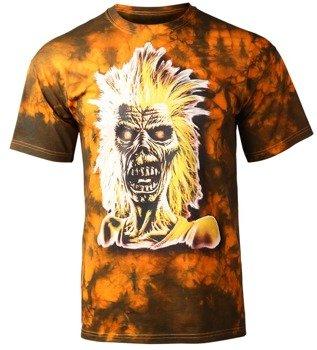 koszulka IRON MAIDEN barwiona