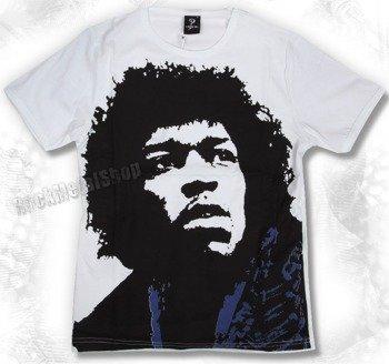 koszulka JIMI HENDRIX biała