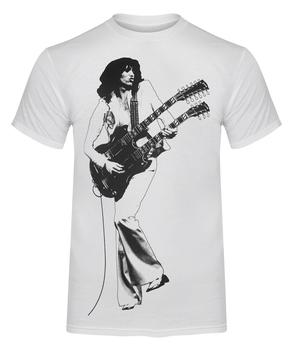 koszulka JIMMY PAGE - URBAN IMAGE