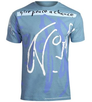 koszulka JOHN LENNON - GIVE PEACE