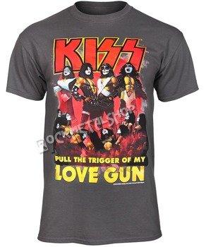 koszulka KISS - LOVE GUN
