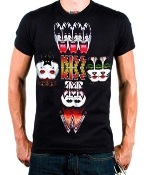 koszulka KISS - MIRRORED IMAGE