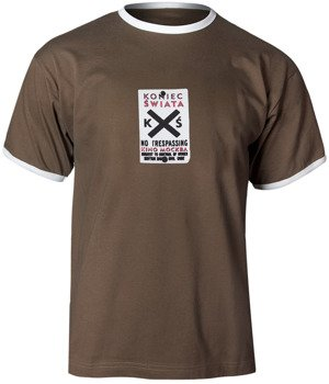 koszulka KONIEC ŒŚWIATA - KINO MOCKBA