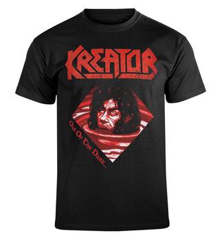 koszulka KREATOR - OUT OF THE DARK...