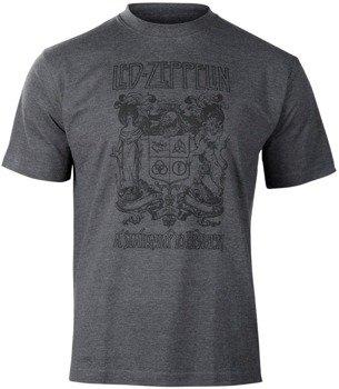koszulka LED ZEPPELIN - STAIRWAY TO HEAVEN szary melanż