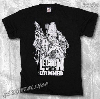 koszulka LEGION OF THE DAMNED - NO GOD NO SAVIOR