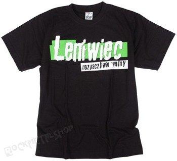 koszulka LENIWIEC - ROZPACZLIWIE WOLNY