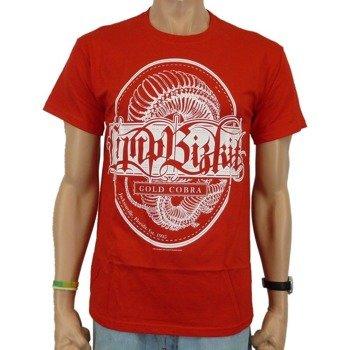 koszulka LIMP BIZKIT - CIRCULAR CREST (RED)