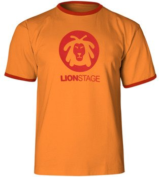 koszulka LION STAGE orange