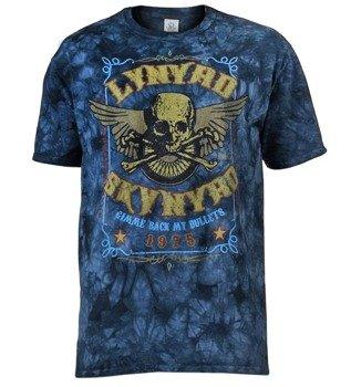 koszulka LYNYRD SKYNYRD - GIMME BACK MY BULLETS barwiona