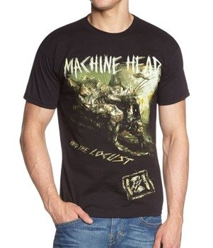 koszulka MACHINE HEAD - SCRATCH DIAMOND ALBUM
