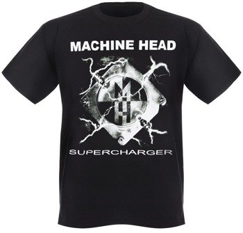 koszulka MACHINE HEAD - SUPERCHARGER