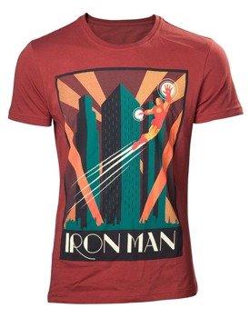 koszulka MARVEL - IRON MAN FLYING