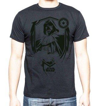 koszulka MARVEL - STAR WARS - LORD VADER GREY