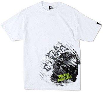 koszulka METAL MULISHA - BLOTCH biała