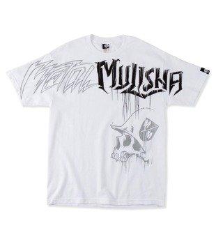 koszulka METAL MULISHA - CLARIFY biała