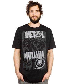 koszulka METAL MULISHA - CREEP czarna