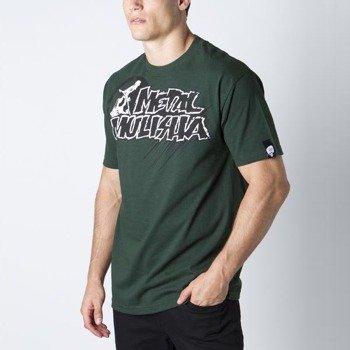 koszulka METAL MULISHA - DRAFT zielona