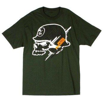 koszulka METAL MULISHA - EXPAND zielona