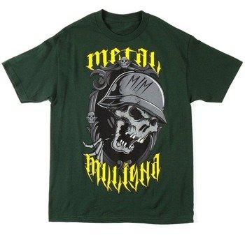 koszulka METAL MULISHA - FREAKSHOW zielona