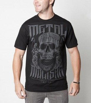 koszulka METAL MULISHA - FRESH czarna