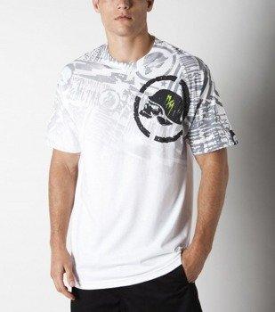 koszulka METAL MULISHA - JOLT biała