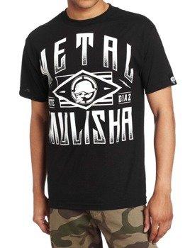 koszulka METAL MULISHA - NATE DIAZ SCOPE czarna