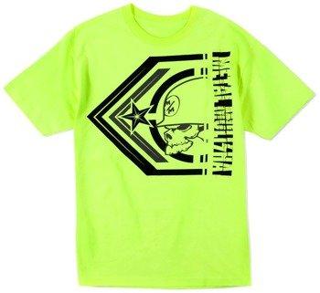 koszulka METAL MULISHA - PLAY neon green