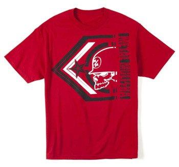 koszulka METAL MULISHA - PLAY red