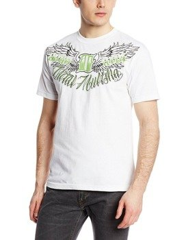 koszulka METAL MULISHA - SCUM LIFE biała