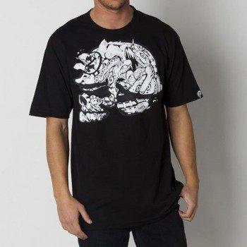 koszulka METAL MULISHA - SNAKE PIT czarna