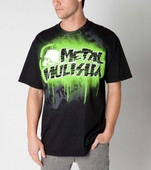 koszulka METAL MULISHA - STOMPING GROUND czarna