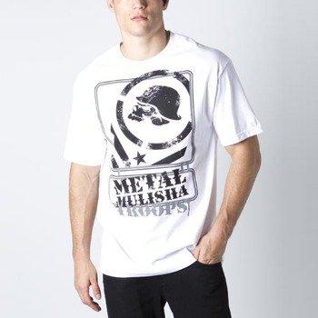 koszulka METAL MULISHA - STRONG biała