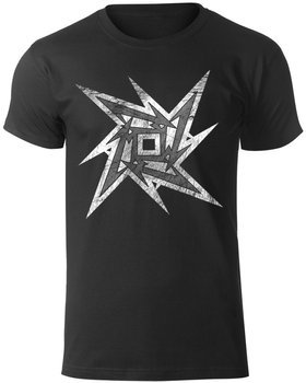 koszulka METALLICA - GREY NINJA STAR